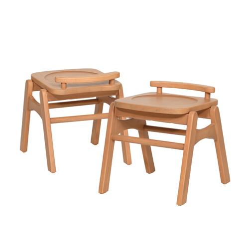 幼児 椅子 Aチェアー Btype L